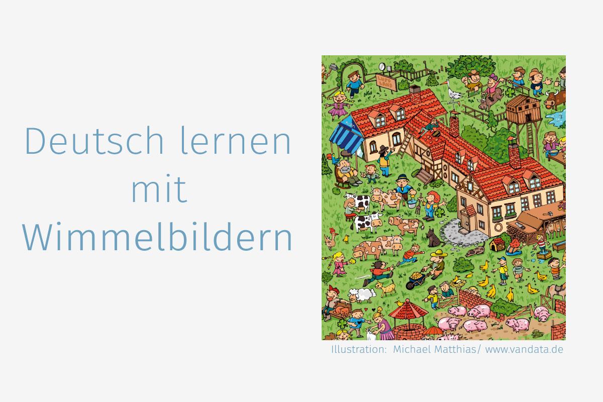 Material Archive - DaF für Flüchtlinge - Sprache ist Integration