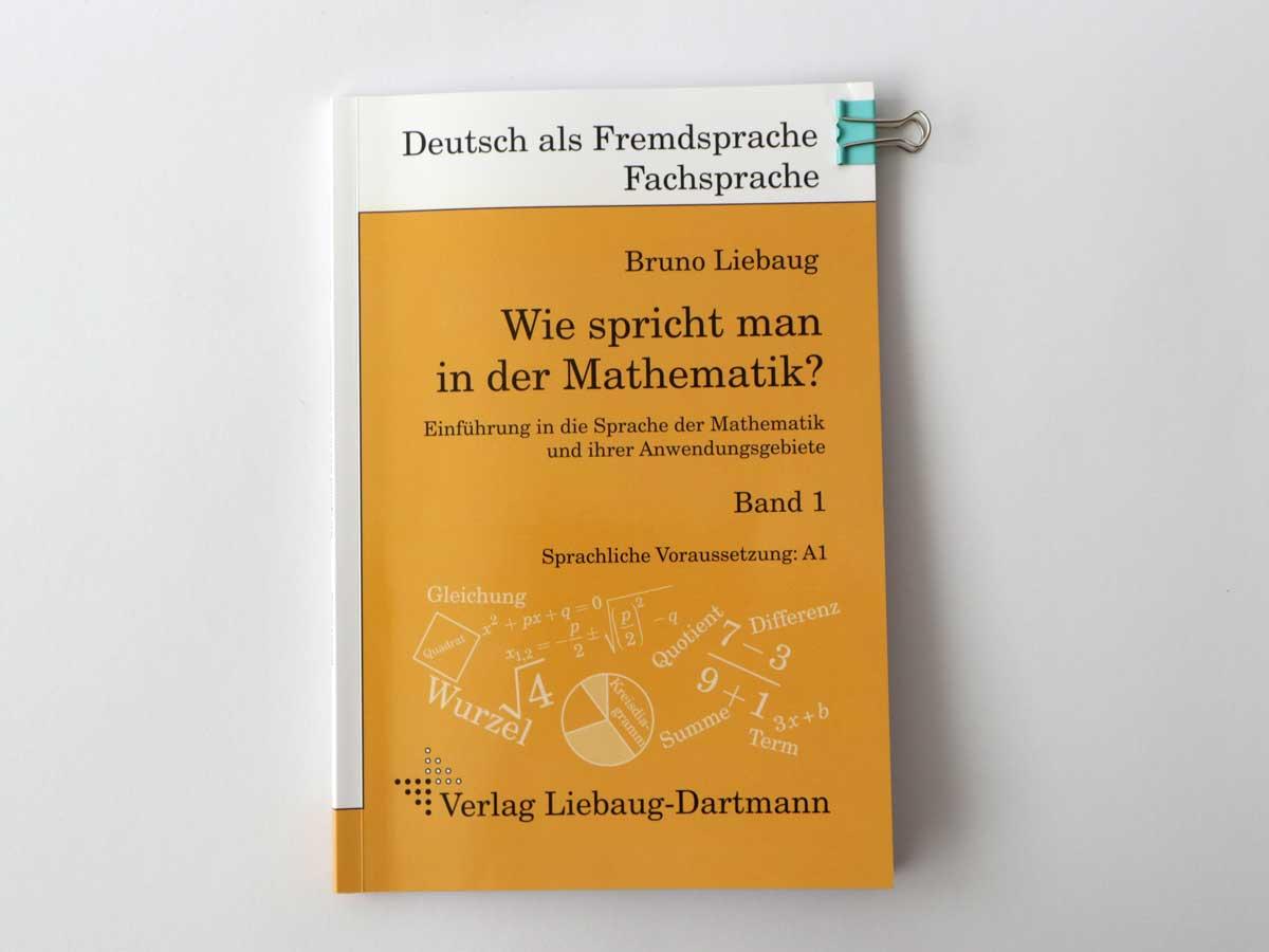 Rezension: Wie spricht man in der Mathematik? (Verlag Liebaug ...