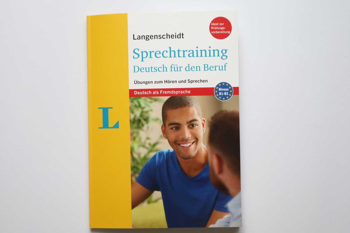 Rezension Sprechtraining Deutsch Für Den Beruf